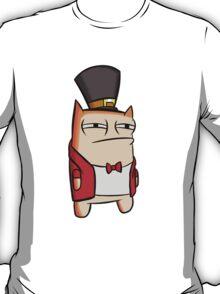 BattleBlock cat T-Shirt
