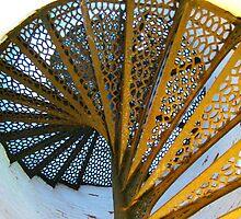 Light House Spiral by David Schroeder