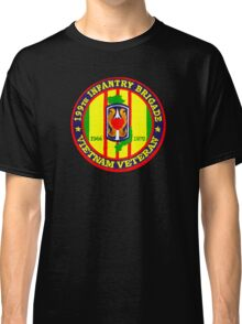 199th Infantry - Vietnam Veteran Classic T-Shirt