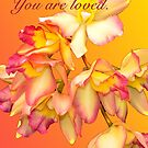 YOU ARE LOVED (CARD 2041 by Thomas Barker-Detwiler