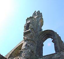 St. Andrews Catherdral by spraguekyw