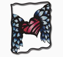 Winged Heart Kids Clothes