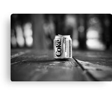Litter Lite Canvas Print