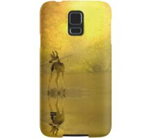 Who's There? Samsung Galaxy Case/Skin