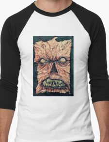 Necronomicon ex mortis Men's Baseball ¾ T-Shirt