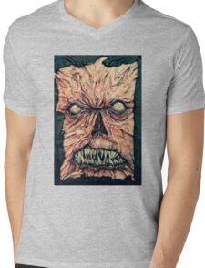 Necronomicon ex mortis Mens V-Neck T-Shirt