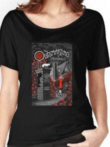 The Outsmarting of Criminals Women's Relaxed Fit T-Shirt