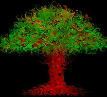 Dreamer's Tree by MelDavies