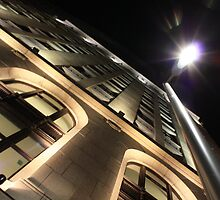 BAC at night by PPPhotoArt
