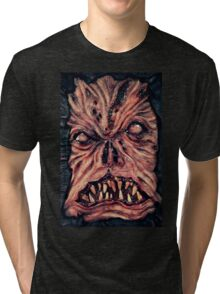 Necronomicon ex mortis 2 Tri-blend T-Shirt