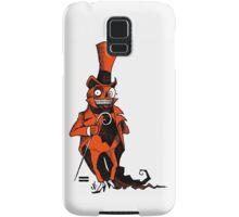 The Presumably Pompous Pumpkin Man Samsung Galaxy Case/Skin