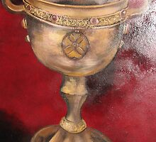 The Search for the Holy Grail - Chalice by JeffeeArt4u