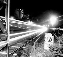 Prahran Station by bombadda
