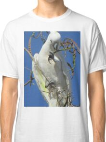 cocky in a tree Classic T-Shirt