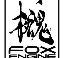 Fox Engine Logo by tylafoutz