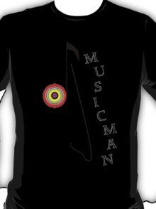 Musicman. T-Shirt