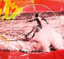 Sand Surfer by robertemerald