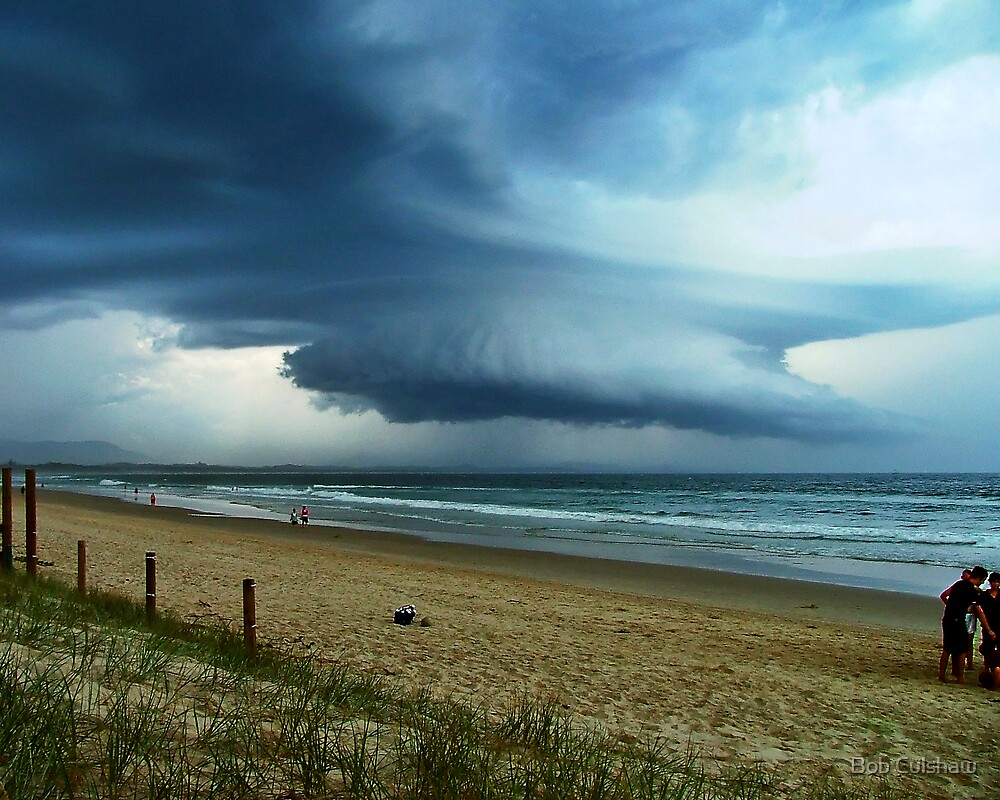Before the storm by Bob Culshaw