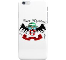 Freak Power iPhone Case/Skin