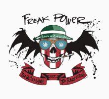 Freak Power by Andy Schuler