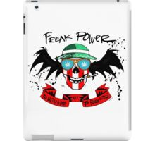 Freak Power iPad Case/Skin
