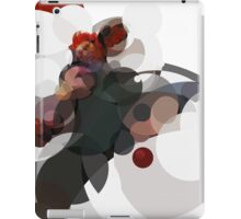 The Mysterious one iPad Case/Skin