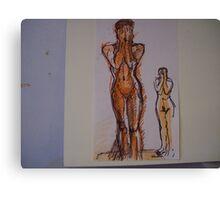 NUDES Canvas Print
