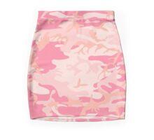 PINK CAMO! Mini Skirt