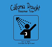 CALIFORNIA DROUGHT....Co-Ed showers, my house, every night! by Kricket-Kountry
