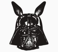 Dark Bunny Side One Piece - Long Sleeve