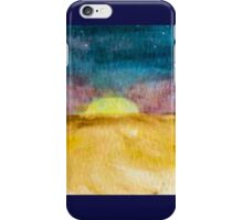 Twilight on the Prairies iPhone Case/Skin