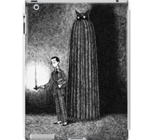 Visitations by Supernatural Someones of Unearthly Dispositions iPad Case/Skin
