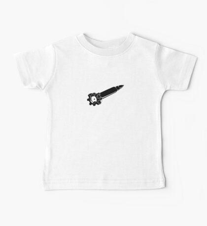 AR223 - black Baby Tee