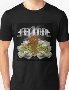 Skullblunt Money / Marijuana  Unisex T-Shirt