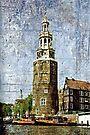 Faded Memories-Amsterdam by Jeff Clark