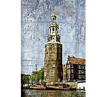 Faded Memories-Amsterdam Photographic Print