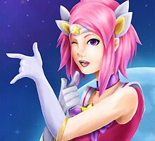 Star Guardian Lux - Full version by theAlcachofa