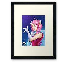 Star Guardian Lux - Full version Framed Print