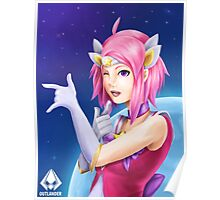 Star Guardian Lux - Full version Poster