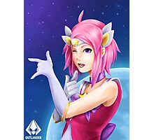 Star Guardian Lux - Full version Photographic Print