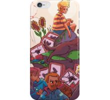 WELCOME TO MOTHER 3 iPhone Case/Skin