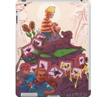 WELCOME TO MOTHER 3 iPad Case/Skin
