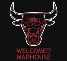 Madhouse Chicago Bulls by beejammerican