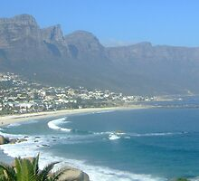 Cape Town by Danielle Cathro