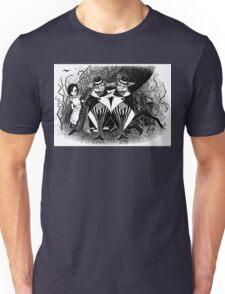 Tweedledum and eedeldeewT Unisex T-Shirt