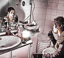 Mirror mirror on the wall... by Strangelfreak