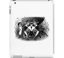 Tweedledum and eedeldeewT iPad Case/Skin