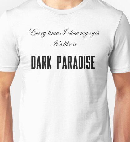 Dark Paradise Unisex T-Shirt