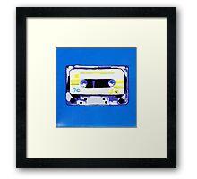 Tape 4 Framed Print