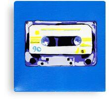 Tape 4 Canvas Print